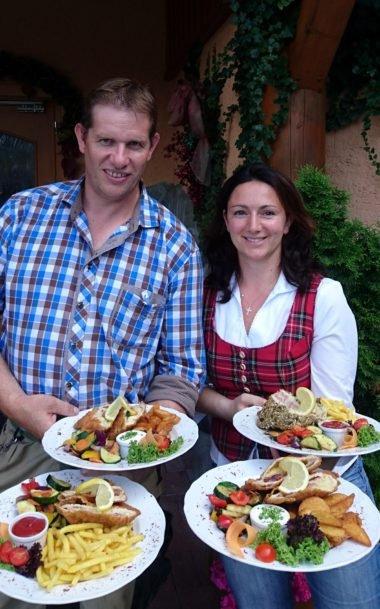 Hotel Ederhof - Restaurant - 01